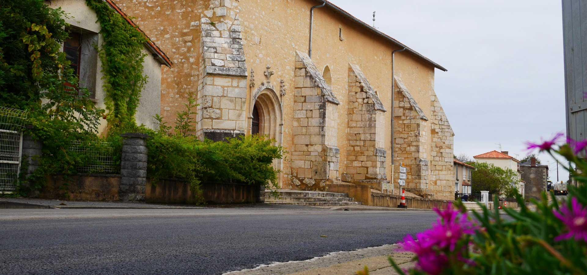 La Chapelle-Bâton